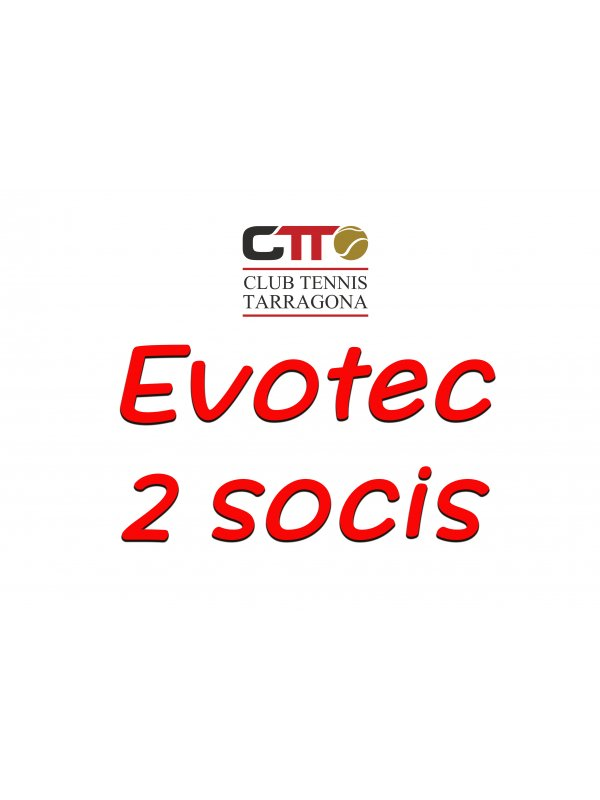 p.evotec 2 - t20/21 (reserva plaza socios/as)